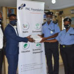 PAC FOUNDATION SUPPORTS FRONTLINE WORKERS